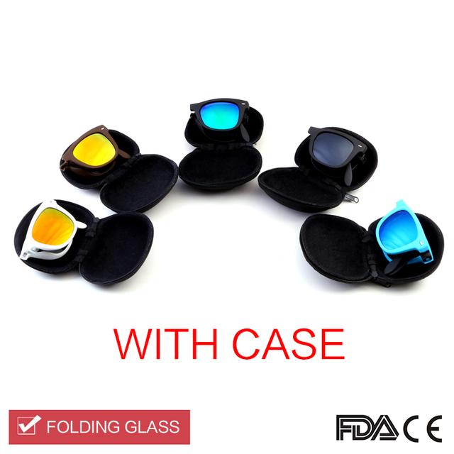 4105 Складные Очки карман очки Раза солнцезащитные очки Освобождаются почтовые Спортивные ...