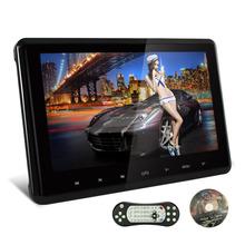 Pumpkin 10.1 inch TFT HD Screen HDMI Car Headrest DVD Player Monitor Car Pillow1024*600 Resolution support SD USB 1080P 32 Games(China (Mainland))