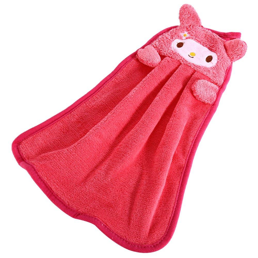 Magia Quick-Seco Microfibra cozinha Toalha de Mão toalha de mão Bonito crianças/Bebê toalha de mão Dos Desenhos Animados Banheiro Atencioso Pendurado projeto(China (Mainland))