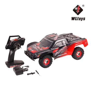 WLtoys 12423 RC Car 1/12 2.4Gz High Speed 50KM/H 4WD Remote Control Car Waterproof Climbing Car Off-Road Vehicle