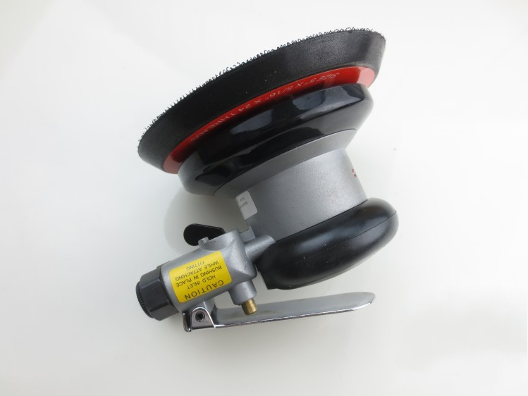 5 inch Air Sander/ Air random orbital sander/disc polisher/dry grinder/dry mill/Pneumatic sanding machine free shipping