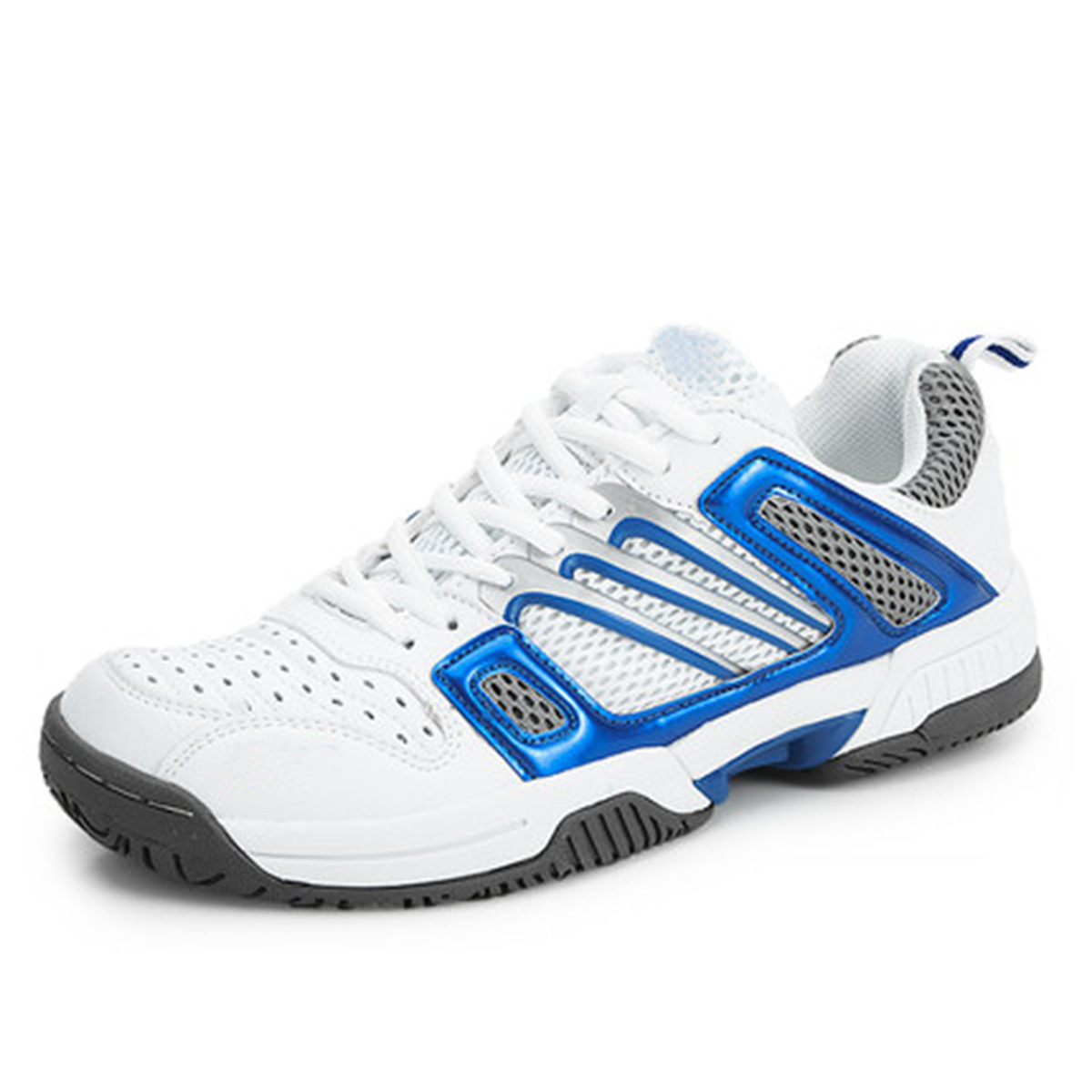 Men Women Unisex Badminton Shoes Anti Slipper Soft Sneakers Professional Tennis Sport Training Shoes(91)(China (Mainland))