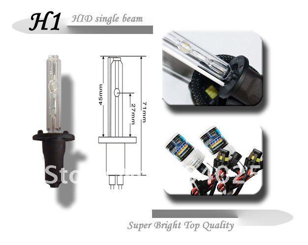 Free shipping auto hid bulb hid xenon head lights bulb h1/h3/h7/h8/h9/h10/h11/9005/9006/9007 12v 35w 3000k-30000k ID2010(China (Mainland))