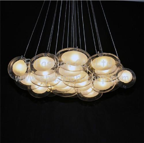 NEW Modern Tom Dixon Copper Shade Mirror Glass Ball Pendant Light bulb Lustre Ceiling Lamp Christmas Lighting fixture(China (Mainland))