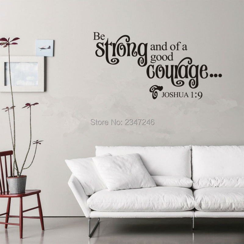 Online kopen wholesale christian wanddecoratie uit china - Pegatinas pared frases ...