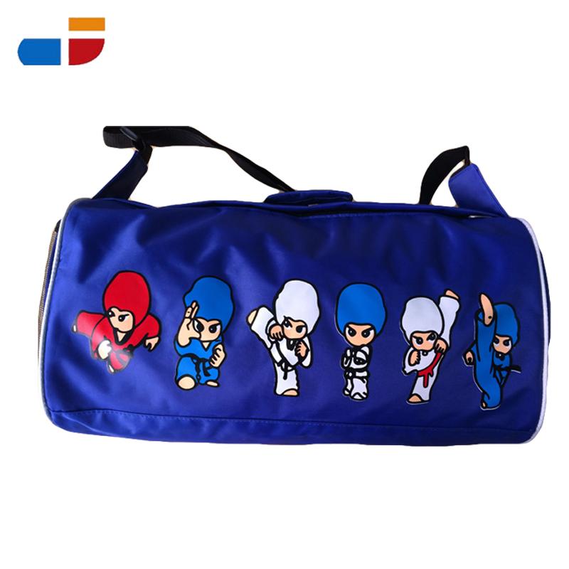 FELE Taekwondo Shoulder Bags Waterproof for Adult Gym Sports Fashion Super Soft Wushu Kongfu Karate Training Kids(China (Mainland))