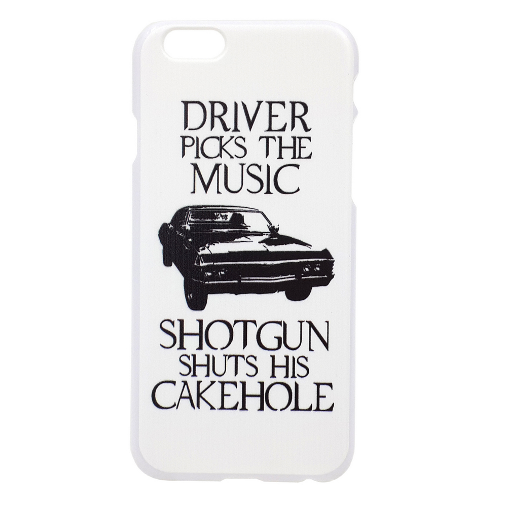 Drivers Picks Music Painting Plastic Case for iPhone and for Samsung Phones(Hong Kong)