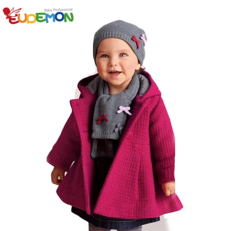 Fashion Cute winter girls clothes warm high quality children's winter jackets new designer toddler girl blazer kids clothes(China (Mainland))