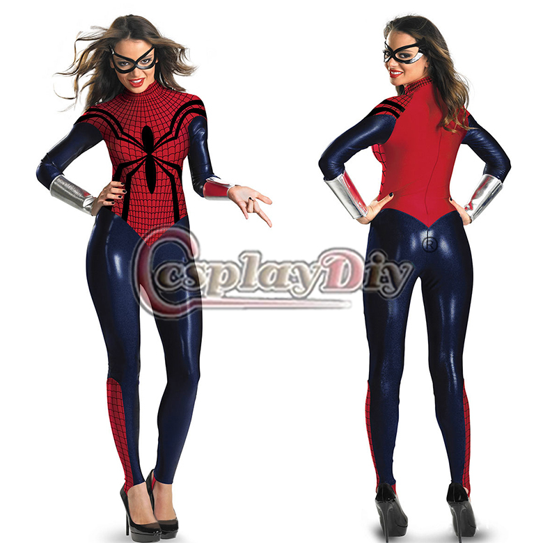 Costume Marvel Spiderman Spiderman Bodysuit Costume