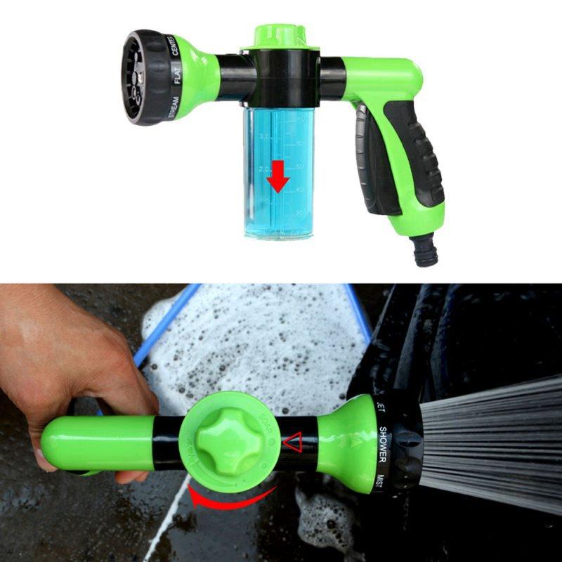 2015 Hot Foam Water Gun Car Washer Water Gun High Pressure Car Wash Water Gun Home Car Foam Gun(China (Mainland))