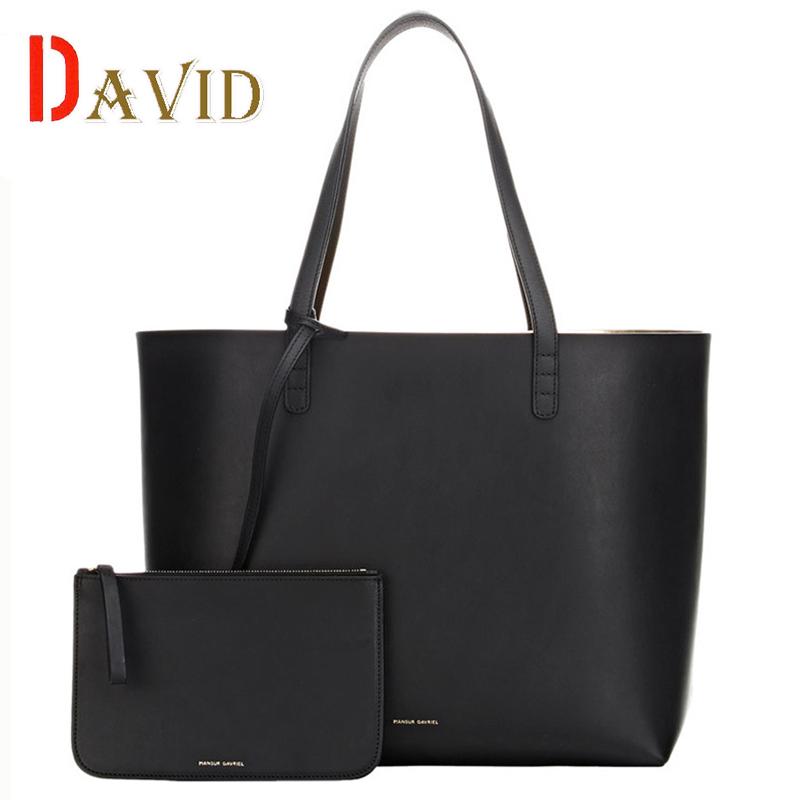 Luxury handbags women bags designer purses and handbags famous brands Mansur gavriel shoulder bag big size bolsos totes(China (Mainland))