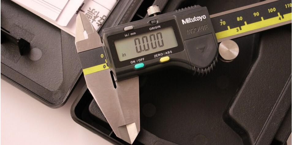 mitutoyo absolute digimatic caliper manual