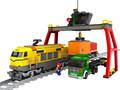 Building Blocks Sets 792pcs city train track transportation truck model Educational Bricks boys Toys gift brinquedo