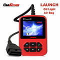 Original Multi Languages OBD2 LAUNCH X431 CResetter II Oil Lamp Reset Tool For Car Brake Pads
