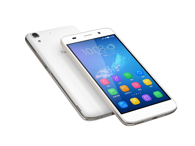 HUAWEI Honor 4A dual core 1.1GHZ 2G RAM 8G ROM 8MP 4G LTE FDD TDD Android 5 smartphone