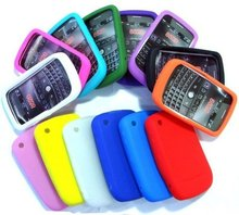 High Quality Silicone Case Cover For BlackBerry Curve 8520 Free Shipping DHL UPS EMS HKPAM CPAM(China (Mainland))