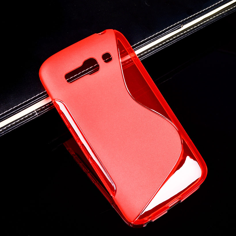 High Quality S Line Frosted Soft Skin Hood Gel TPU Phone Case for Alcatel OneTouch pop C9 OT-7047D Silicone Cover cellphone bag(China (Mainland))