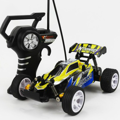 SUPER FAST Speed 2WD Racing Car Jumping Rc Radio Remote Control Gift Kid Family Game(China (Mainland))