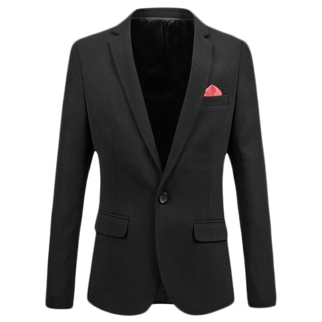 Классический черный бизнес мужчины пиджаки - кнопки официально дизайн популярной ...