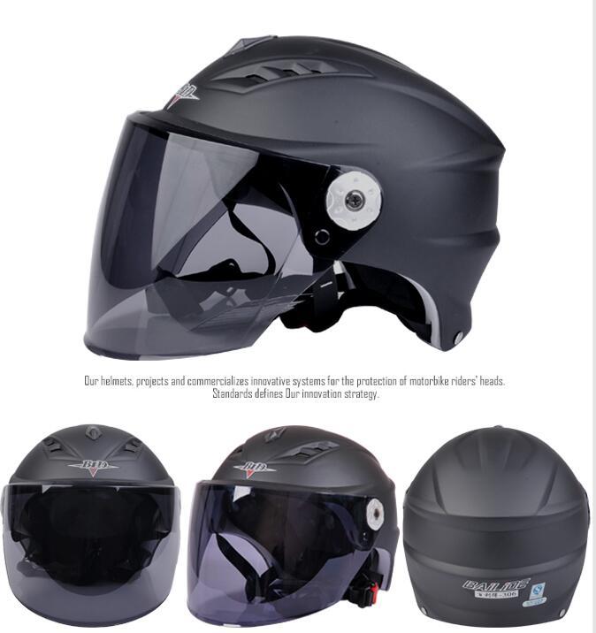 High-grade Unisex Motorcycle Half Helmet Electric Bicycle Uv Sunscreen Helmet Open Face Half Colorful Motorcycle Helmet(China (Mainland))