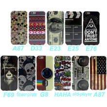 New 2015 Fashion Colorful Cartoon Flag Soft Silicone TPU Mobile Cell Phone Cover Case For Apple iPhone 6 iPhone6 4.7 inch