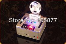 Qinpu DK-2 DK2 HiFi stéréo Mini amplificateur FM Radio tube amplificateur(China (Mainland))