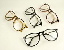 Retro sluneční brýle korejského stylu