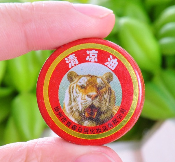3pcs/lot Tiger Balm Essential Oil Refresh Oneself Influenza Cold Headache Dizziness Summer Mosquito Free Shipping(China (Mainland))