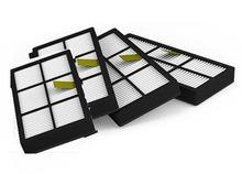 New 4 Hepa filter for iRobot Roomba 800 900 Series 870 880 980 Free Post(China (Mainland))