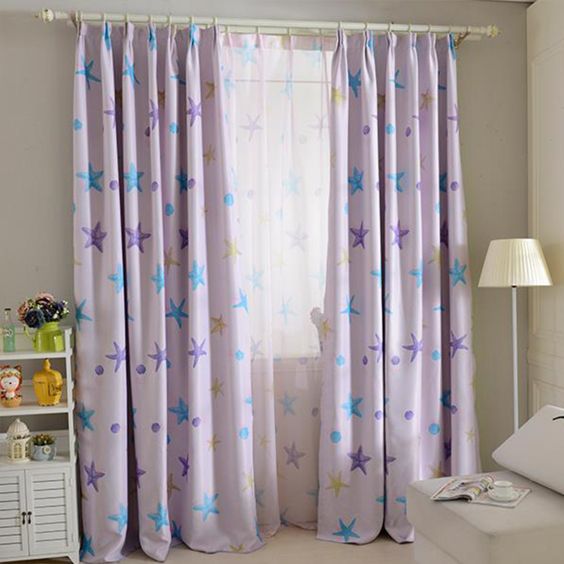Comblackout Curtains For Kids Rooms : window blackout curtains for children living room the bedroom kids ...