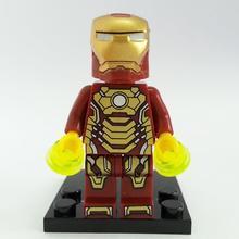Minifigures For Individually Sale Marvel DC Super Heroes Avengers Batman Single Figure Building Blocks Set Model legoelieds Toys(China (Mainland))