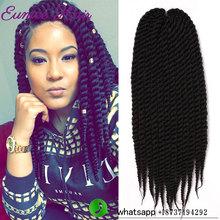12-24inch Havana mambo twist free gift Braiding Twist hair Bulk Synthetic Braiding Crochet twist for women and children