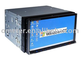 Hot Sale 2 din car pc , two din universal car computer , universal car pc
