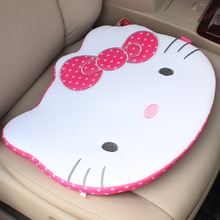 1 pcs car seat cushion for car seat is suitable for all car seats sofa cushion chair cushion car seat cover hello kitty(China (Mainland))