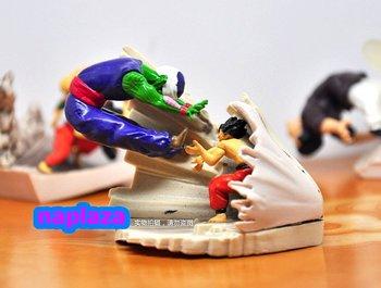 Free shipping Anime Dragon Ball Z GOKU Piccolo Action Figure Set  ( 6 pcs/set )