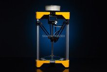 High Accuracy 3D Printer Delta Printer 3D Metal Printer Support Off Line Printing For Industrial Design  3d Printing DIY kit