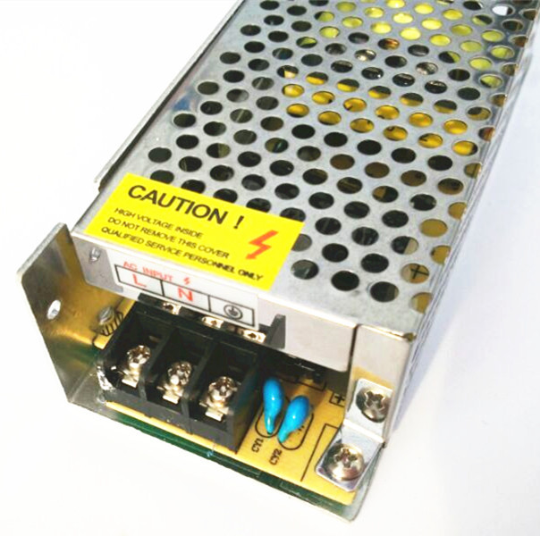 1PCS High quality DC 12V 10A 120W LED Power Supply Charger for 5050/3528 SMD LED Light(China (Mainland))