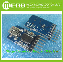 Buy Free 2PCS FT232RL FT232 Support 5V 3.3V USB Serial Adapter Module USB TO 232 Arduino Download Cable for $8.25 in AliExpress store