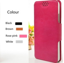 2015 New For explay n1 PU Leather Flip Stand Protective Case Cover Pouch With Card Holder phone accessories
