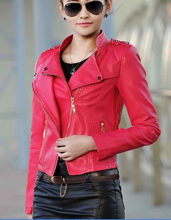 Какие Кожаные Куртки В Моде