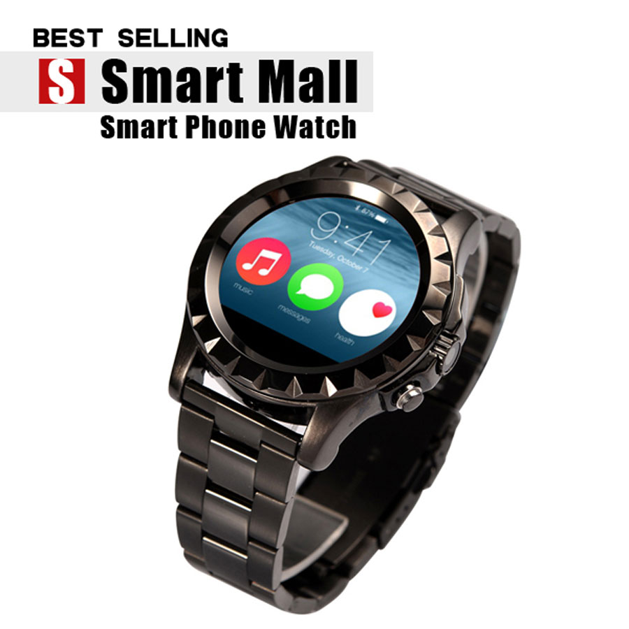 S2 Bluetooth Smart Watch For iPhone Samsung Huawei IOS Android smart phone LF08 WaterProof Tracker Pedometer