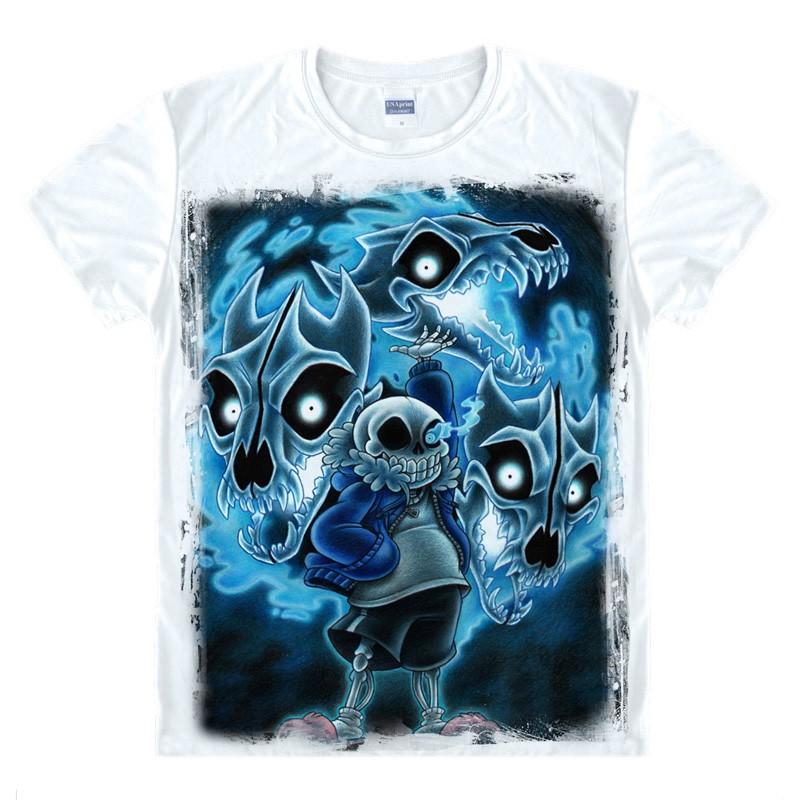 undertale T-shirt (3)