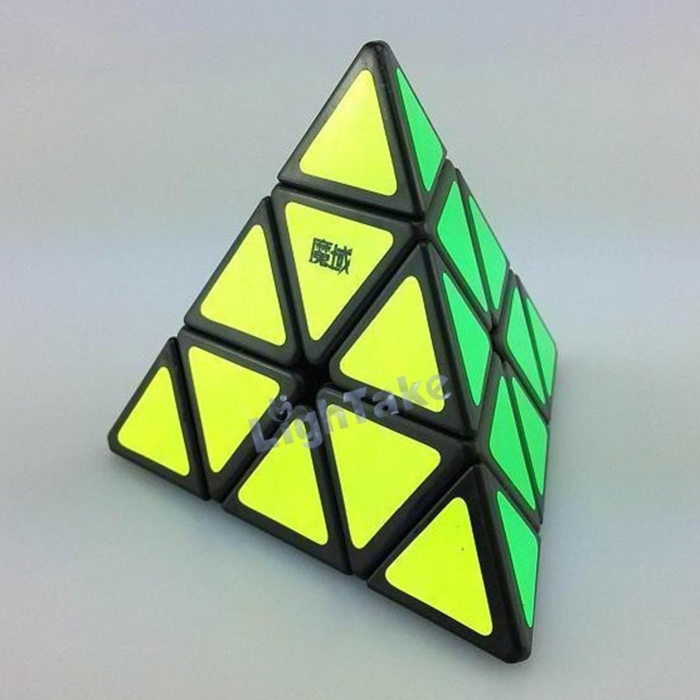2015 Brand New Yongjun MoYu Triangle Pyramid Pyraminx Magic Cube Speed Puzzle Twist Cubes Toy(China (Mainland))
