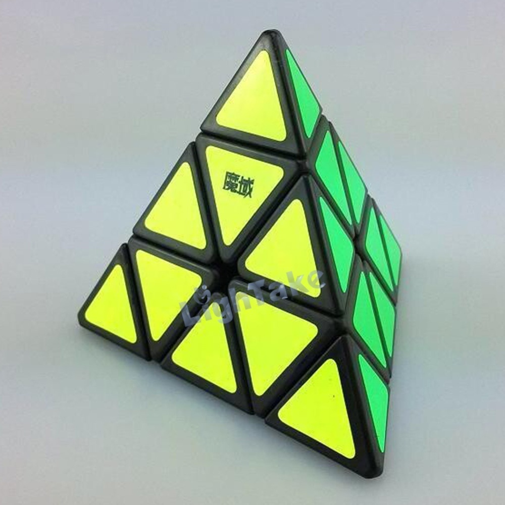 2015 Brand New Yongjun MoYu Triangle Pyramid Pyraminx Magic Cube Speed Puzzle Twist Cubes Toy(China (Mainland))