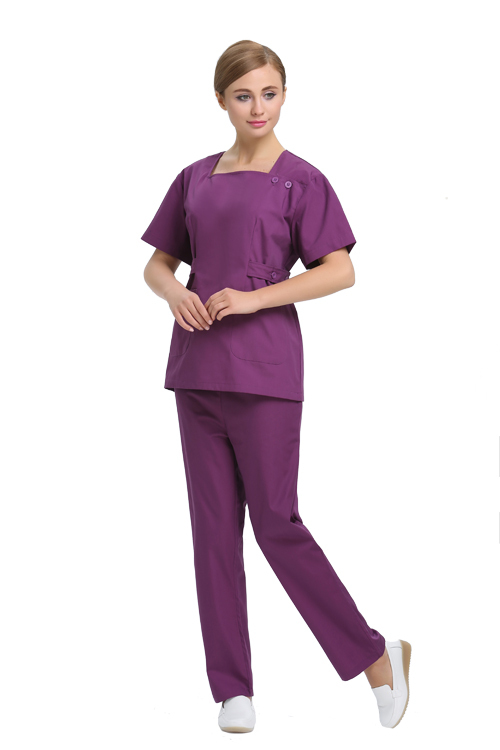 medical clothing scrub sets female scrubs medical uniform scrub medical clothing(China (Mainland))