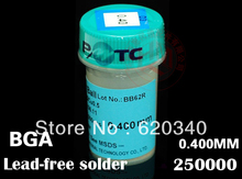 Buy Free PMTC 0.4mm Big bottle BGA Lead-Free Solder Balls 250K BGA Rework Reballing Solder Ball TS 16949 certification ) for $22.99 in AliExpress store