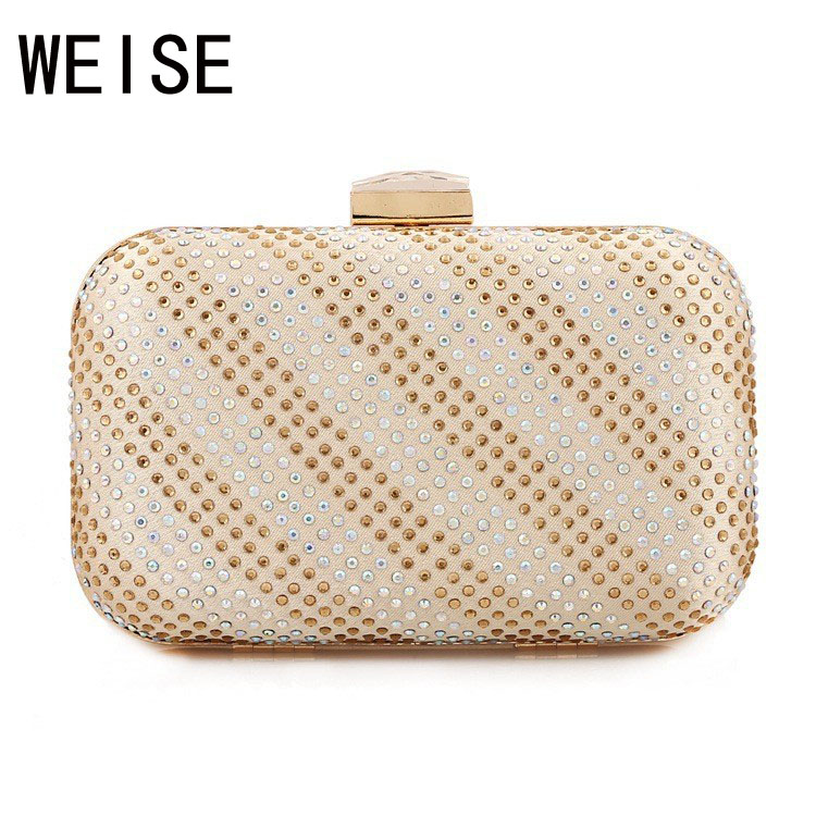 2015 European And American WomenS Mini Diamond Evening Bag Clutch Bag Evening Party Dresses 10420 Packets Free Shipping<br><br>Aliexpress