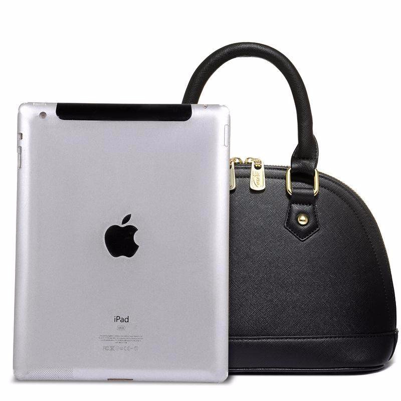 Small Size Korean Style Shoulder Bag Women Classic Handbag Stylish Gorgeous Shell Bag Ladies Designer PU Crossbody Bag