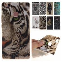 Fashion IMD Painting TPU Soft Silicone sFor Huawei Ascend P9 Lite Phone Case cover - Kai Lin Technology Co., Ltd. store