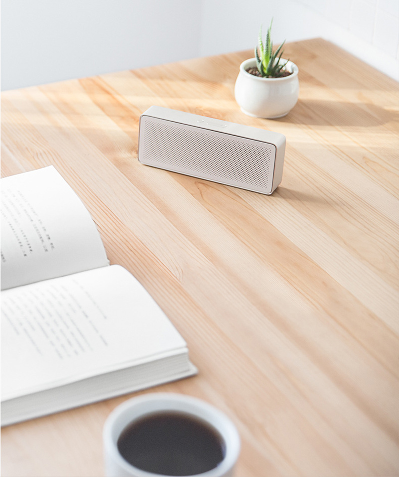 Original Xiaomi Bluetooth Speaker 2 Square Box Portable  Mini  Stereo Bass Speaker bluetooth V4.2 for iPhone for Android phone  (10)